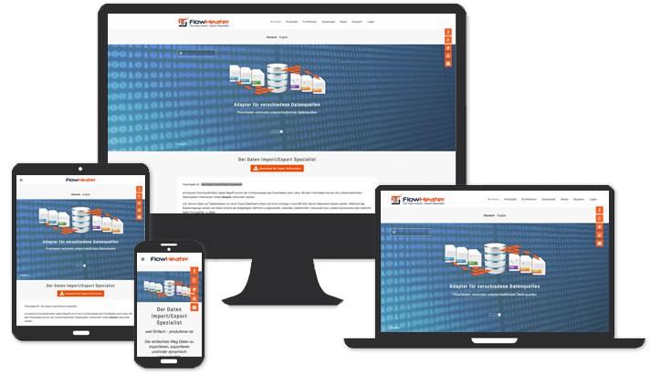 Webdesign Daten Import/Export Spezialist, Bischberg