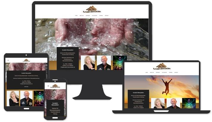 Webseite für Kundalini Bewusstseinsarbeit Leukirch im Allgäu