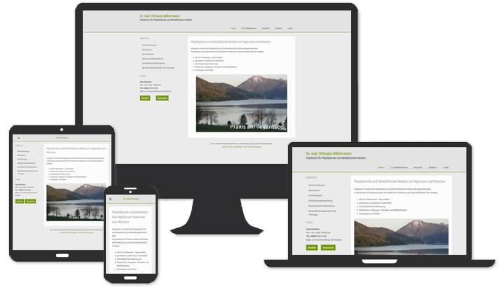 Homepage - Fachärztin für Physikalische und Rehabilitaive Medizin