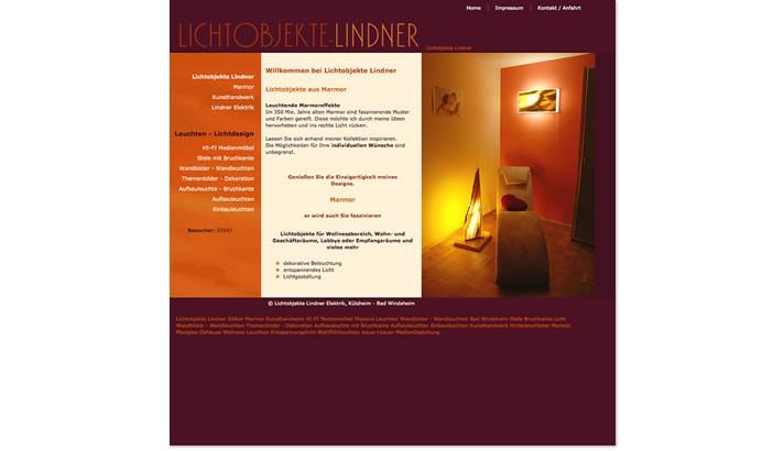 Internetauftritt Elektrik Bad Windsheim