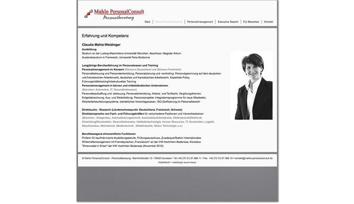 Mahlo PersonalConsult