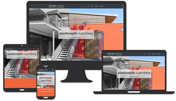 Homepage Architekt Nürnberg
