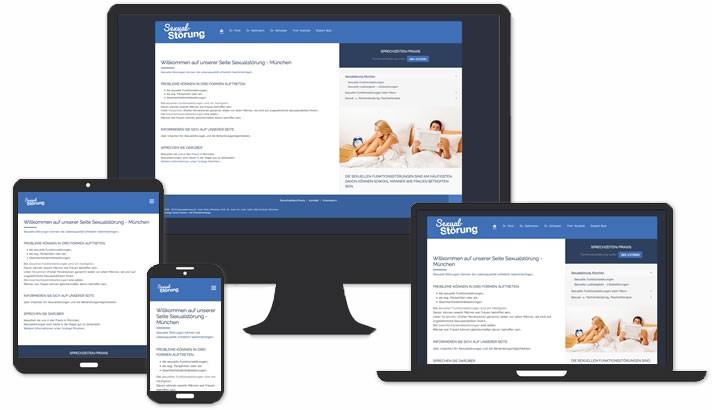 Webseite für Sexualmedizin München