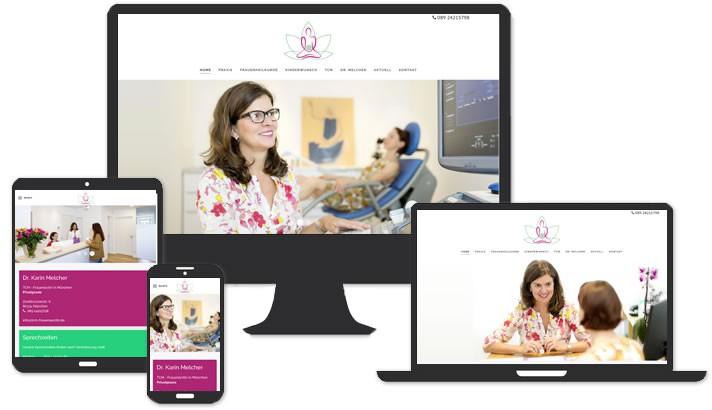 Webseite für Frauenheilkunde, Chinesische Medizin